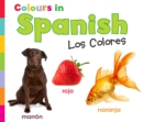 Colours in Spanish - eBook