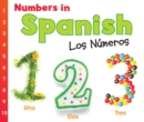 Numbers in Spanish - eBook