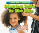 Staying Safe in the Sun - eBook
