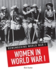 Women in World War I - Book