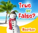 True or False? Weather - eBook