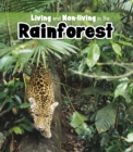 Living and Non-living in the Rainforest - Book