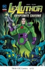 Lex Luthor and the Kryptonite Caverns - Book