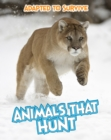 Adapted to Survive: Animals that Hunt - eBook