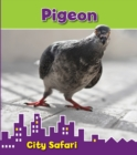 Pigeon : City Safari - Book