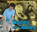 Washing and Cleaning : Comparing Past and Present - Book