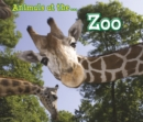Animals at the Zoo - Book
