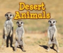 Desert Animals - Book