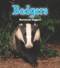Badgers : Nocturnal Diggers - Book