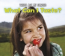 What Can I Taste? - eBook