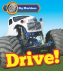 Big Machines Drive! - Book
