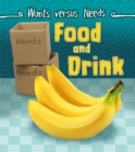 Food and Drink - Book