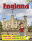 England : A Benjamin Blog and His Inquisitive Dog Guide - Book