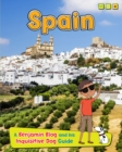 Spain : A Benjamin Blog and His Inquisitive Dog Guide - Book