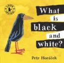 What Is Black and White? - Book