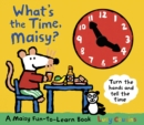 What's the Time, Maisy? - Book