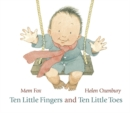 Ten Little Fingers and Ten Little Toes - Book