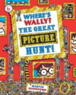 Where's Wally? The Great Picture Hunt - Book