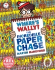 Where's Wally? The Incredible Paper Chase - Book