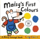 Maisy's First Colours : A Maisy Concept Book - Book