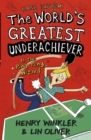 Hank Zipzer 9: The World's Greatest Underachiever Is the Ping-Pong Wizard - Book