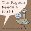The Pigeon Needs a Bath - Book