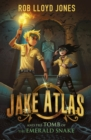 Jake Atlas and the Tomb of the Emerald Snake - Book