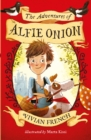 The Adventures of Alfie Onion - Book
