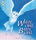 White Owl, Barn Owl - Book
