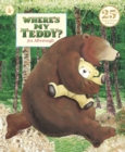 Where's My Teddy? - Book