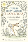 Guess How Much I Love You Colouring Book - Book