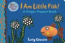 I Am Little Fish! A Finger Puppet Book - Book