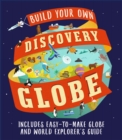 Discovery Globe: Build-Your-Own Globe Kit - Book