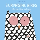 Surprising Birds: Lift-the-Flap Colours - Book