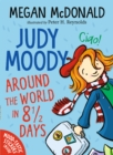 Judy Moody: Around the World in 8 1/2 Days - Book