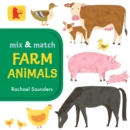 Mix and Match: Farm Animals - Book
