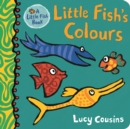 Little Fish's Colours - Book