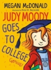 Judy Moody Goes to College - Book