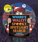 Where's Wally? Spooky Spotlight Search - Book