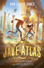 Jake Atlas and the Keys of the Apocalypse - Book
