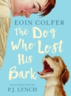 The Dog Who Lost His Bark - Book