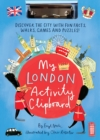 My London Activity Clipboard - Book