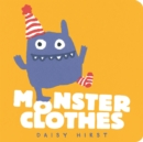 Monster Clothes - Book