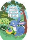 Hoppy Floppy's Carrot Hunt - Book