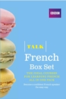 Talk French Box Set (Book/CD Pack) : The ideal course for learning French - all in one pack - Book