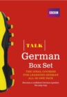 Talk German Box Set (Book/CD Pack) : The ideal course for learning German - all in one pack - Book