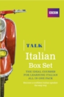 Talk Italian Box Set (Book/CD Pack) : The ideal course for learning Italian - all in one pack - Book
