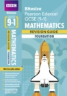BBC Bitesize Edexcel GCSE (9-1) Maths Foundation Revision Guide - Book