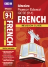 BBC Bitesize Edexcel GCSE (9-1) French Revision Guide - Book