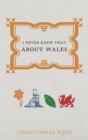 I Never Knew That About Wales - eBook